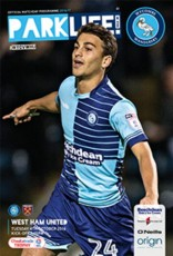 Wycombe Wanderers                                              vs                                              West Ham United
