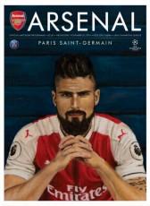 Arsenal                                              vs                                              Paris St Germain