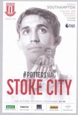 Stoke City                                              vs                                              Southampton