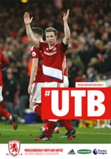 Middlesbrough                                              vs                                              West Ham United