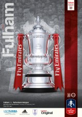 Fulham                                              vs                                              Tottenham Hotspur