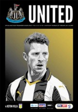 Newcastle United                                              vs                                              Aston Villa