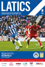 Wigan Athletic                                              vs                                              Aston Villa