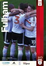 Fulham                                              3-1                                              Aston Villa