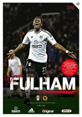 Fulham                                              vs                                              Wolverhampton Wanderers