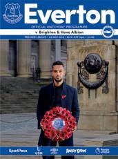 Everton vs Brighton & Hove Albion