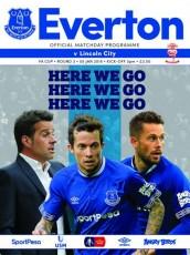 Everton vs Lincoln City