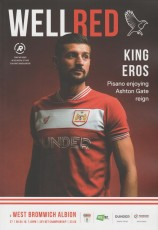 Bristol City                                              vs                                              West Bromwich Albion