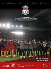 Liverpool vs Wolverhampton Wanderers