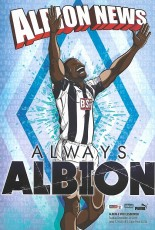 West Bromwich Albion                                              vs                                              Middlesbrough