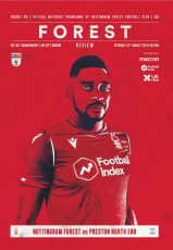 Nottingham Forest                                              vs                                              Preston North End