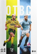 Norwich City                                              vs                                              Manchester City