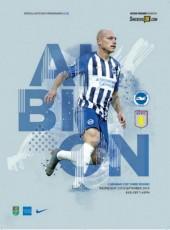 Brighton & Hove Albion                                              vs                                              Aston Villa