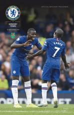 Chelsea                                              vs                                              Grimsby Town
