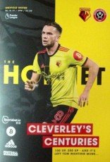 Watford                                              vs                                              Sheffield United