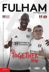 Fulham                                              vs                                              Charlton Athletic