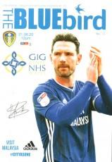 Cardiff City                                              vs                                              Leeds United