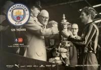 Manchester City                                              vs                                              Port Vale