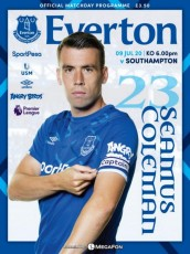 Everton                                              vs                                              Southampton