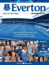 Everton vs Bournemouth
