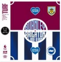 Burnley vs Brighton & Hove Albion