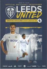 Leeds United vs Brighton & Hove Albion