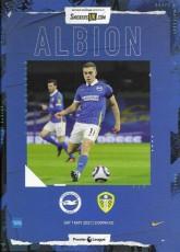 Brighton & Hove Albion vs Leeds United