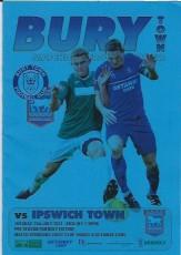 Bury Town vs Ipswich Town