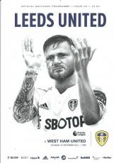 Leeds United                                              vs                                              West Ham United