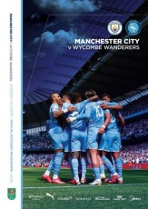 Manchester City                                              vs                                              Wycombe Wanderers