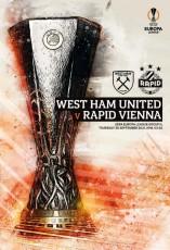 West Ham United                                              vs                                              Rapid Vienna