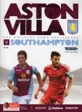 Aston Villa                                              0-0                                              Southampton