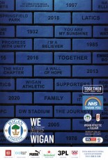 Wigan Athletic                                              vs                                              Fulham