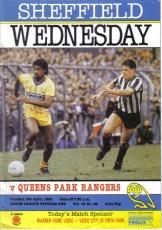 Sheffield Wednesday vs Queens Park Rangers
